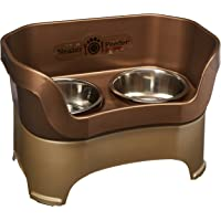 Neater Feeder Deluxe Double Diner Food Dish w/ Stand for Dog