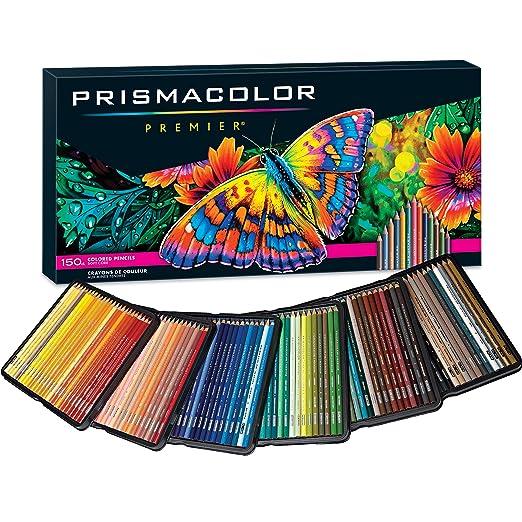 Sanford Prismacolor Premier - Lápices de colores, 150 pcs