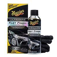 Deals on Meguiar's G18309 Ultimate Fast Finish, 8.5 oz