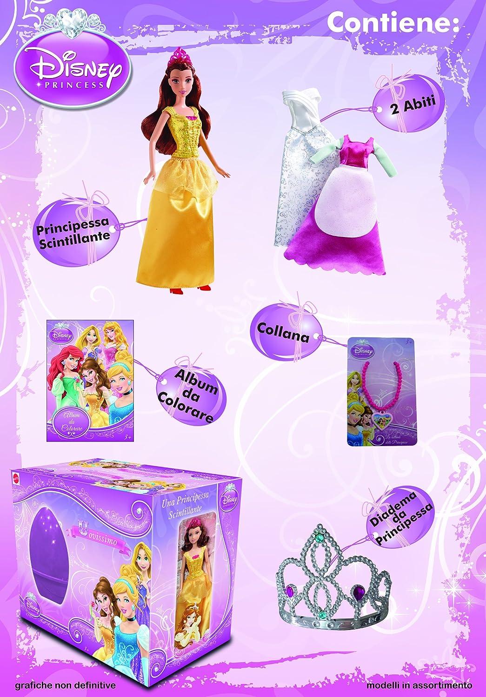 Amazon.es: Mattel ccw69 - Huevo de Pascua disney princesa (accesorios para muñecas modelo aleatorio): Juguetes y juegos