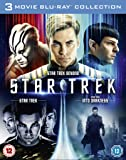 Star Trek / Star Trek Into Darkness / Star Trek Beyond [Blu-ray] [Region Free] [UK Import]