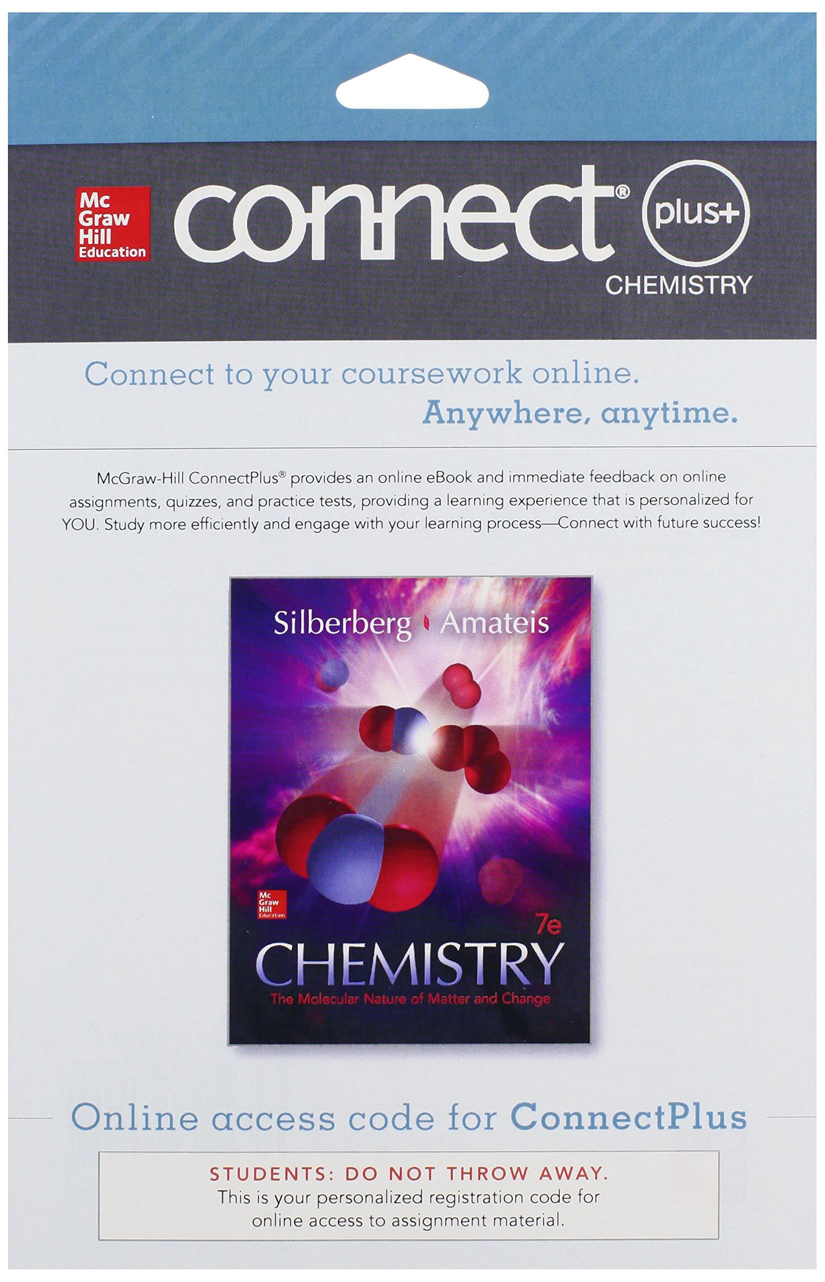 Package: Chemistry with Connect 2-Semester Access Card: Martin ...