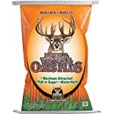 Whitetail Institute Oats Plus Deer Food Plot Seed, High-Sugar Oat Variety Establishes and Grows Quickly and is Highly Attract