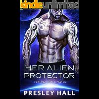 Her Alien Protector: A Sci-Fi Alien Romance (Voxeran Fated Mates Book 6)
