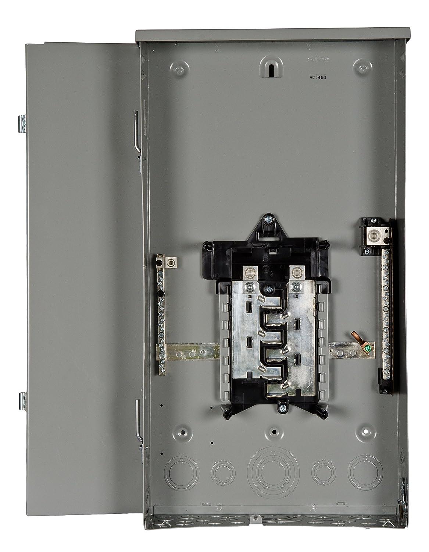 Murray LW1224L1200 Load Center, 12 Space, 24 Circuit, Main Lug, 200A by Murray B005GLD1LI