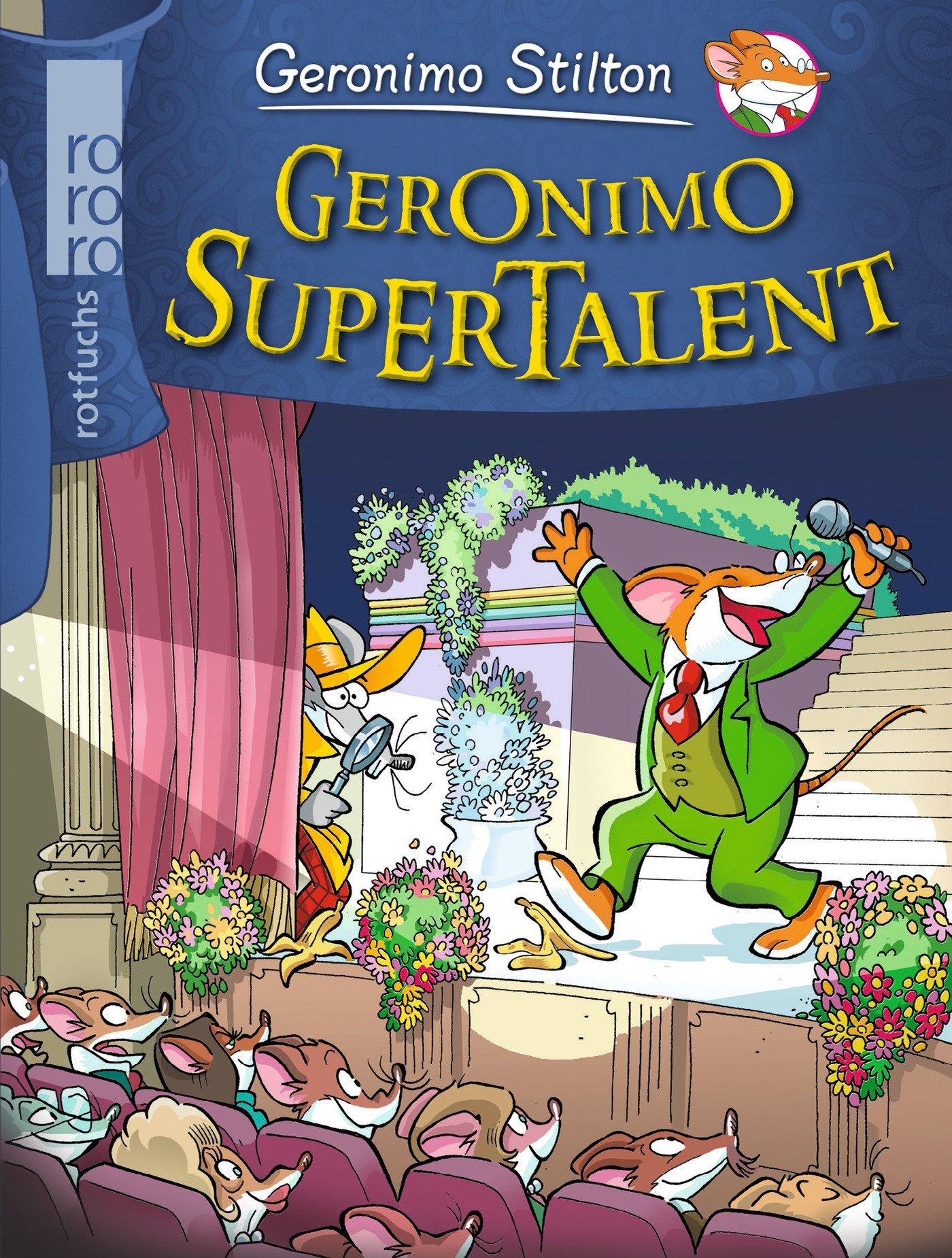 Geronimo Supertalent (Geronimo Stilton)