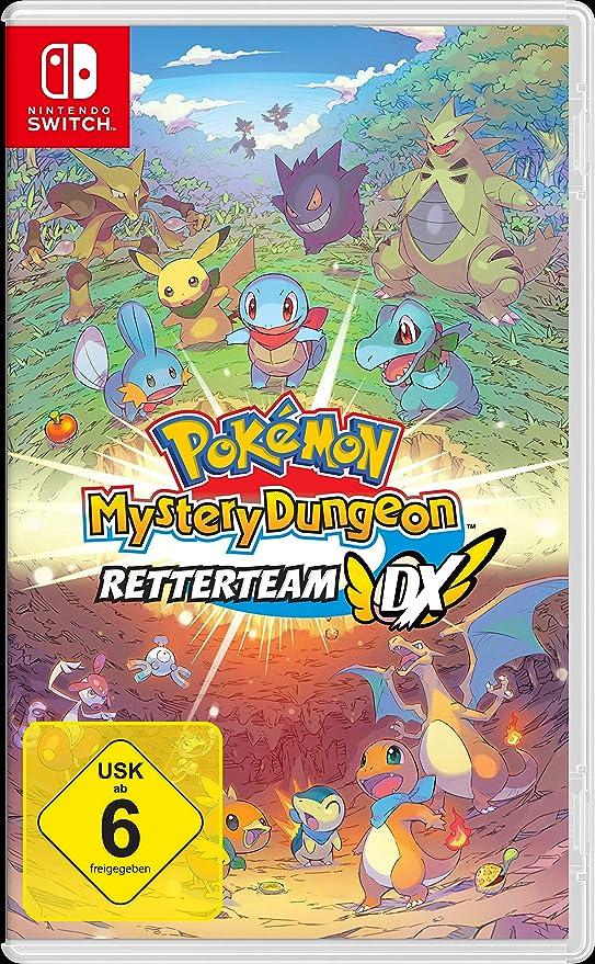Pokemon Mystery Dungeon: Retterteam DX [Importacion Alemania ...