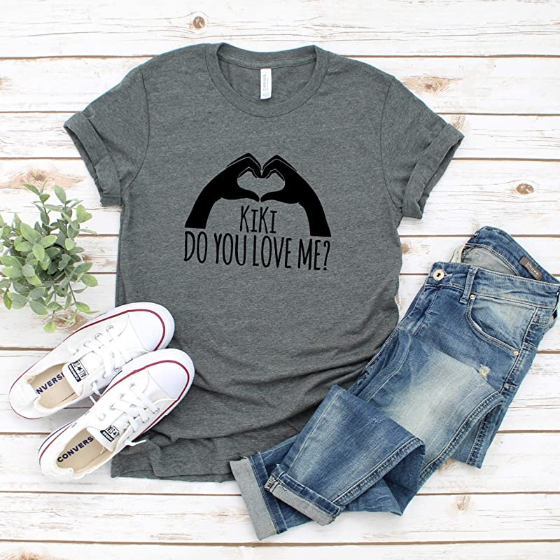 Amazon.com: Drake Shirt - Hip Hop T Shirt - Kiki Do You Love ...