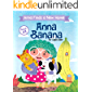 ANNA BANANA - Anna Finds a New Home. : Funny Rhyming Picture Books (Children books for preschool kid Book 1)