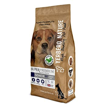 "Yerbero NATURE SENIOR DIET""urinary care"" comida hipoalergenica para perros ..."