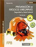 Prevención de riesgos laborales. Seguridad y salud laboral