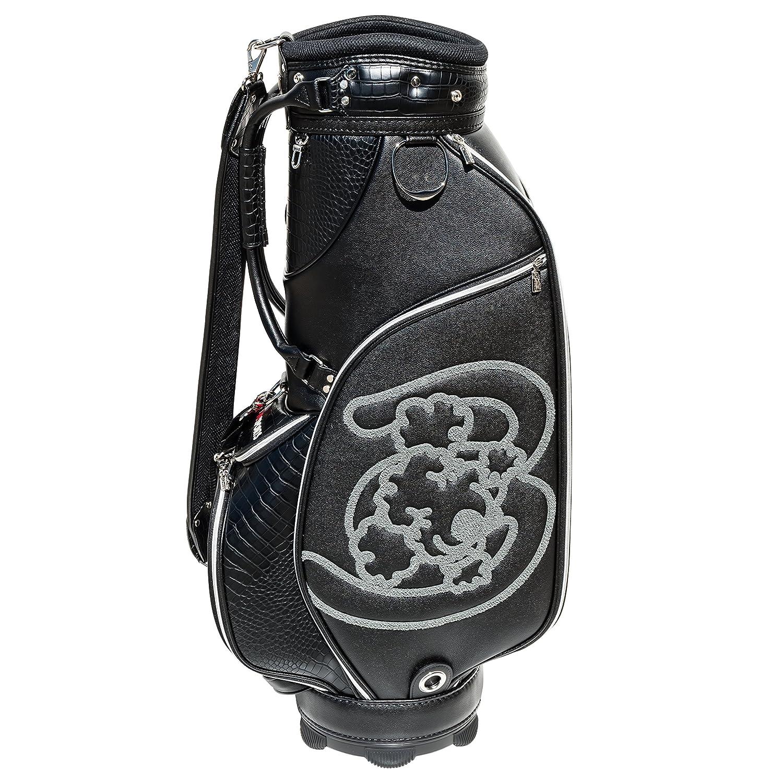 MU Sportsレディースゴルフカートバッグ、703 V7101 B07DRT52J1 ブラック