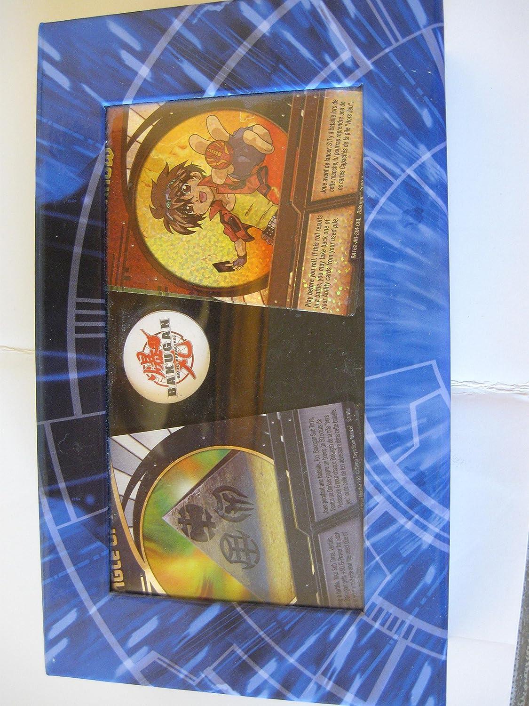 Bakugan Battle Brawlersコレクターカードin Originalボックスwithトークン B07DVQSV3K