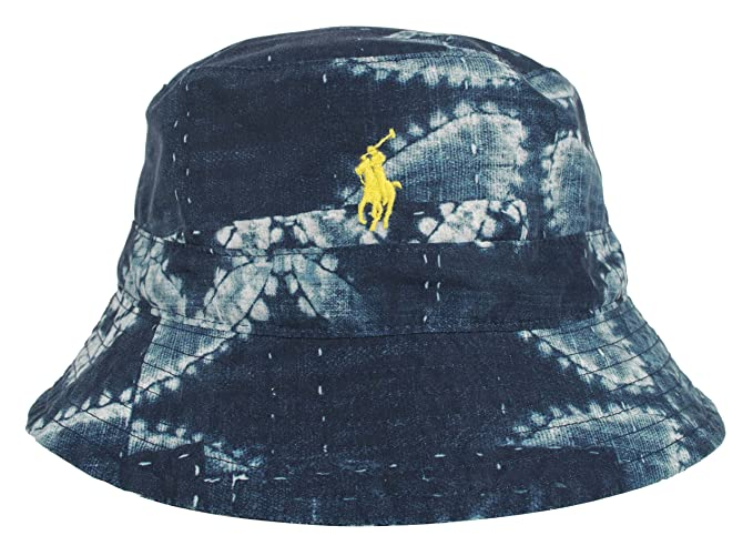 89bd5627c8b Polo Ralph Lauren Men`s Reversible Bucket Hat  Polo RALPH LAUREN ...
