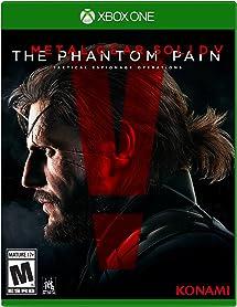 Metal Gear Solid V: The Phantom Pain - Xbox One
