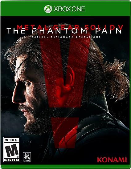 Metal Gear Solid V: The Phantom Pain - Xbox One(Versión EE.UU., importado): Amazon.es: Videojuegos