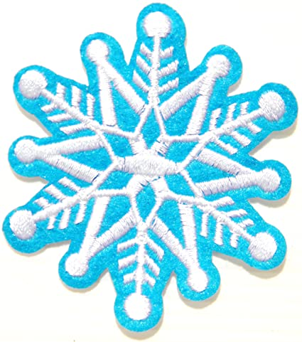 Amazon Com Snowflake Sprinkles Snow Frozen Winter Logo Sign Badge