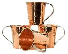 Sertodo Copper Hand Hammered