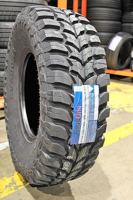 285 75 16 >> Amazon Com Road One Cavalry M T Mud Tire Rl1195 285 75 16 Lt285