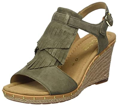 9236b6ccbfb Gabor Women s Comfort Sport Ankle Strap Sandals  Amazon.co.uk  Shoes ...