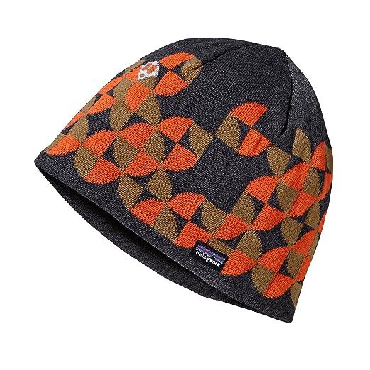 6de67c05e68 Amazon.com  Patagonia Kid s Beanie Hat 6-18 Months (Forge Grey