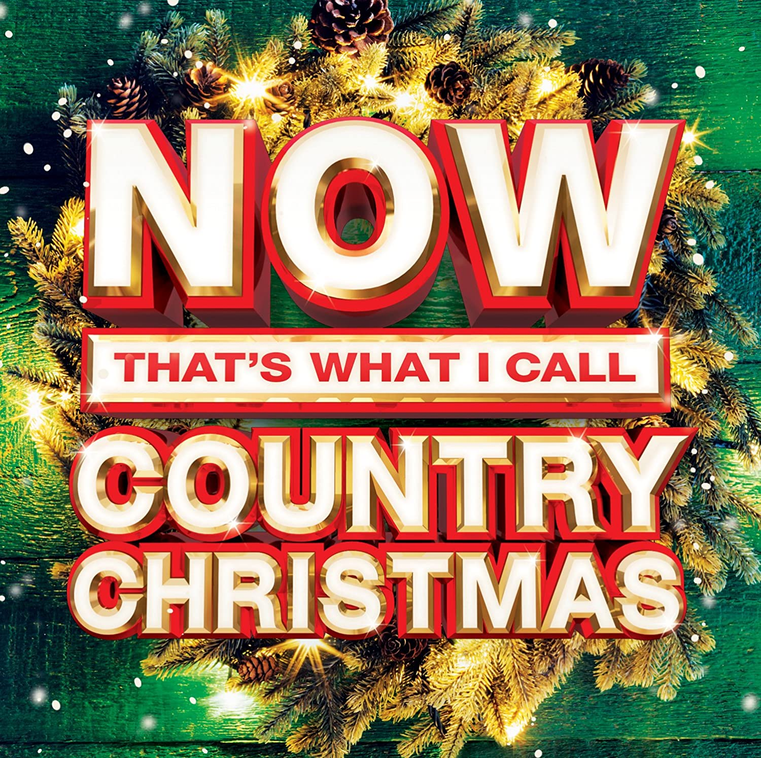 Various Artists - Now That\'s What I Call Country Christmas [2 CD ...