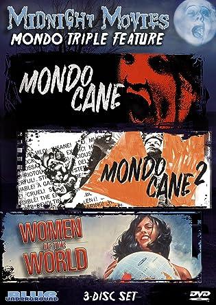 Midnight Movies Vol 11 Mondo Triple Feature Cane 2