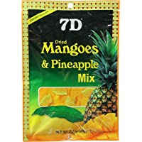 7D Mangoes and Pineapple Mix, 80g