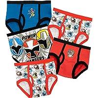 Power Rangers - Pack de sous-vêtements - Garçon