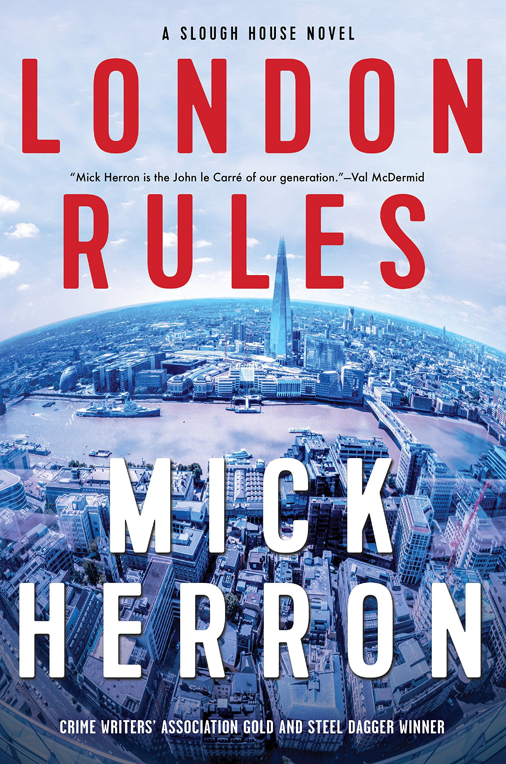 Image result for london rules mick herron