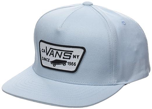 4e1eda15ed1 Vans Apparel Boy s Full Patch Snapback Cap