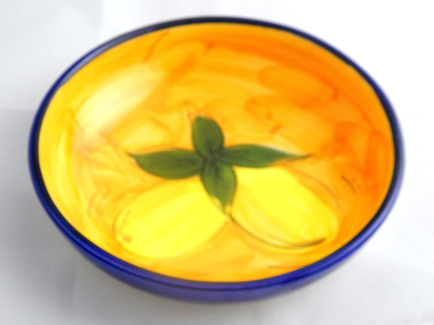 Bowl Limon Hand Painted in Spain