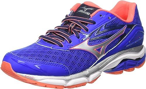 Mizuno Wave Inspire 12 - Zapatillas de running para mujer: Amazon ...