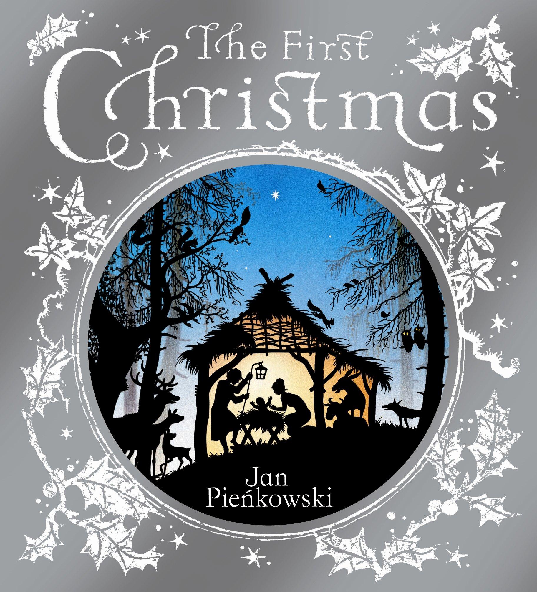 the first christmas mini amazoncouk jan pienkowski 9780141500973 books