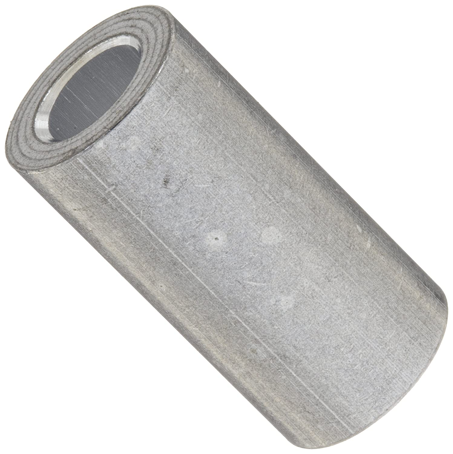 Aluminum Round Spacer Pack of 10 Pack of 10 0.166 ID #8 Screw Size 5//16 OD 0.166 ID 5//8 Length 5//8 Length 5//16 OD Plain Finish Small Parts 311008RSA