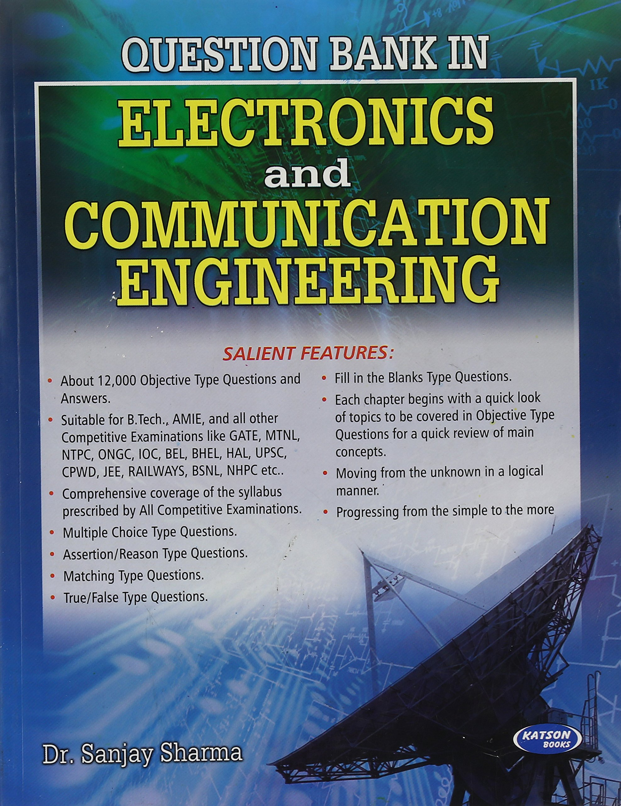 Question Bank In Electronics & Communication Engineering: Dr