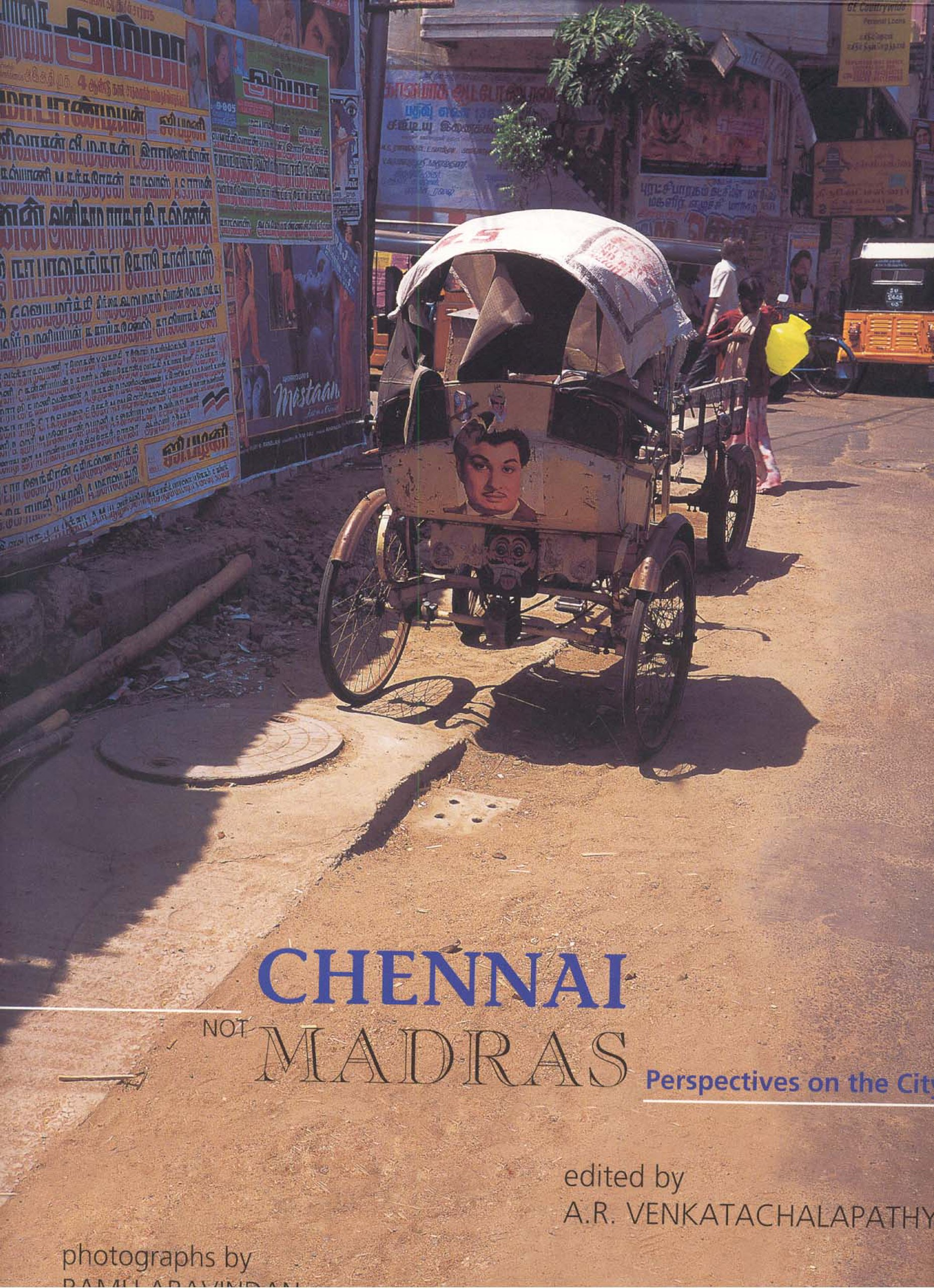Chennai, not Madras: Perspectives on the City pdf epub