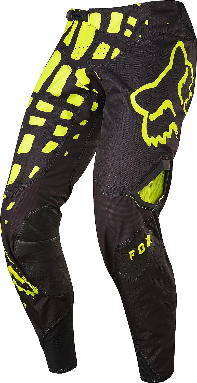 Cross Pantaloni Fox 360/Grav NERO//GIALLO