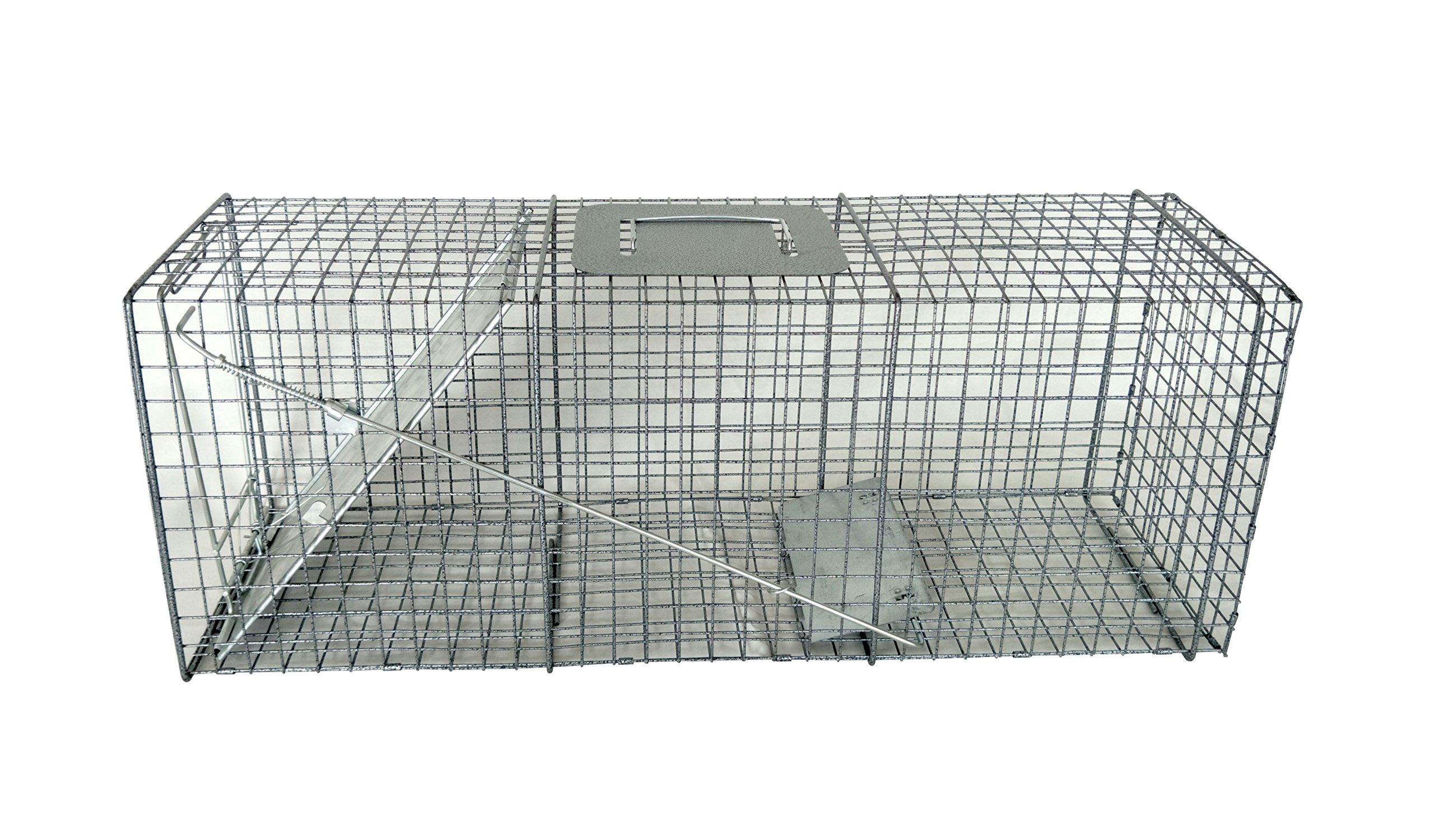 Neocraft 40050 2 Piece Animal Trap, Silver by Neocraft