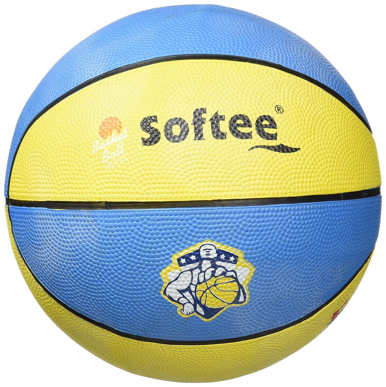 Softee Equipment 0001600 Balón Crossover, Blanco, S: Amazon.es ...