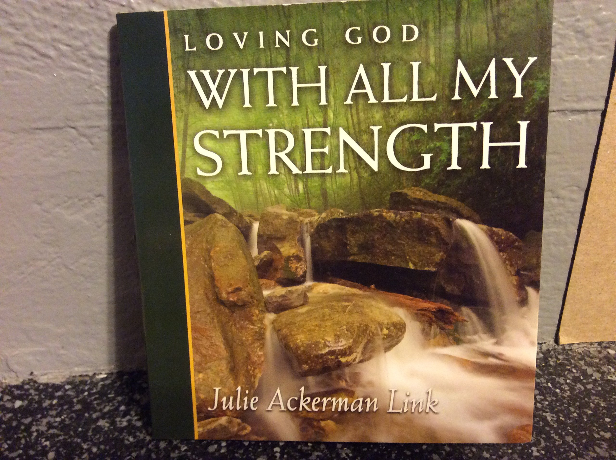 Download Loving God with All My Strength pdf