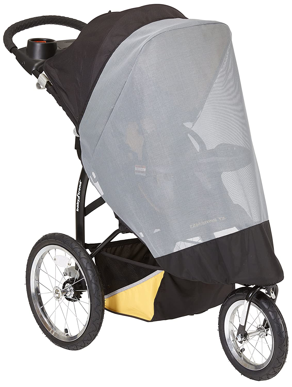 Sashas See Me See You Series Sun, Wind and Insect Cover for Baby Trend Expedition Jogger BT - 1