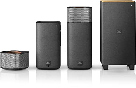 Review Philips Fidelio E5 Wireless