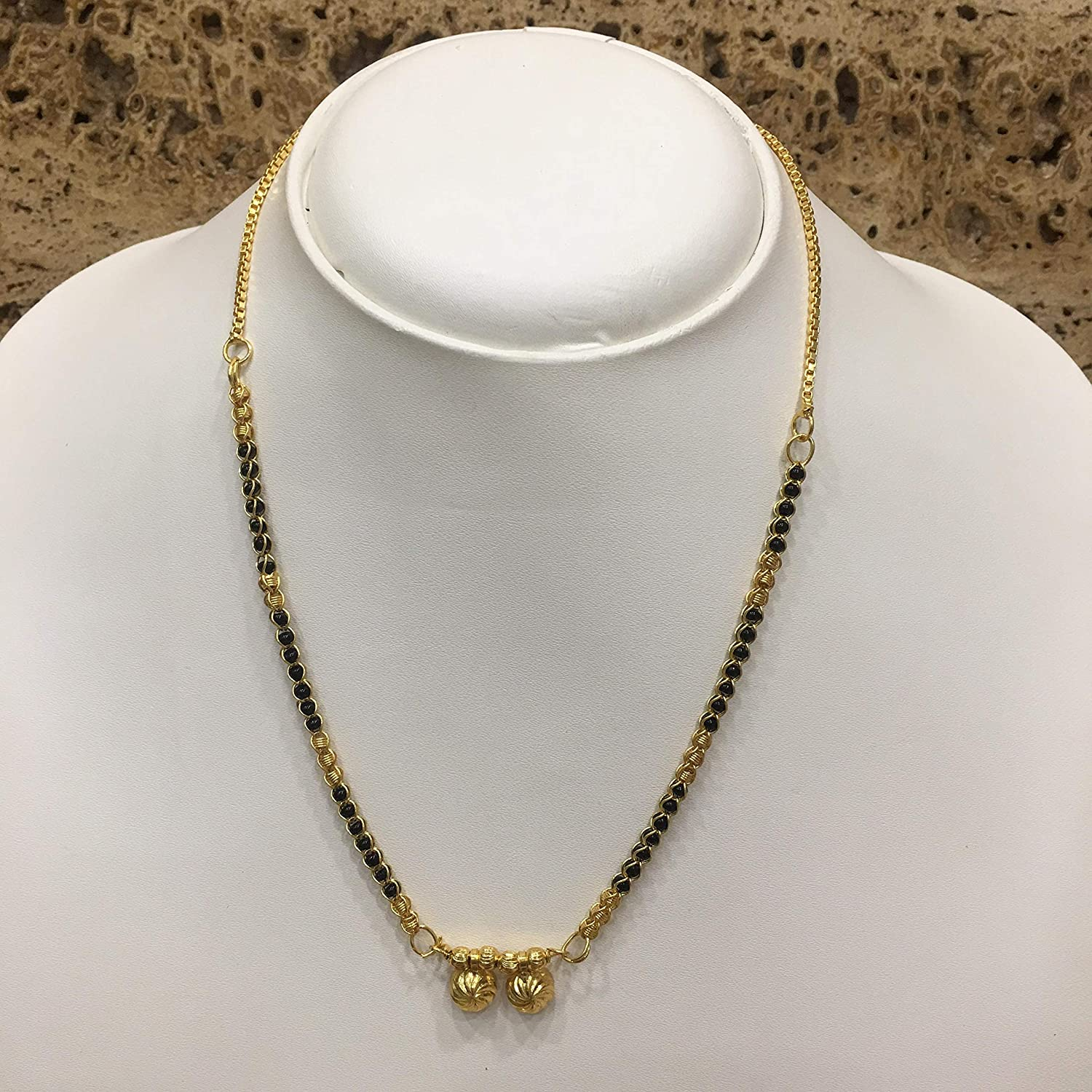 Buy Digital Dress Women S Jewellery Gold Plated Mangalsutra Necklace 18 Inch Length Chain Golden Vati Tanmaniya Pendant Traditional Black Gold Beads Single Line Layer Short Mangalsutra For Women And Girl At Amazon In,Bridal Mehndi Designs Full Hand Easy And Simple