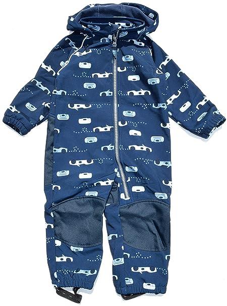 NAME IT - Abrigo para la nieve - Mono - para niño Vintage Indigo 5 años: Amazon.es: Ropa y accesorios