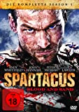 Spartacus: Blood and Sand - Die komplette Season 1