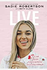 Live: remain alive, be alive at a specified time, have an exciting or fulfilling life Hardcover