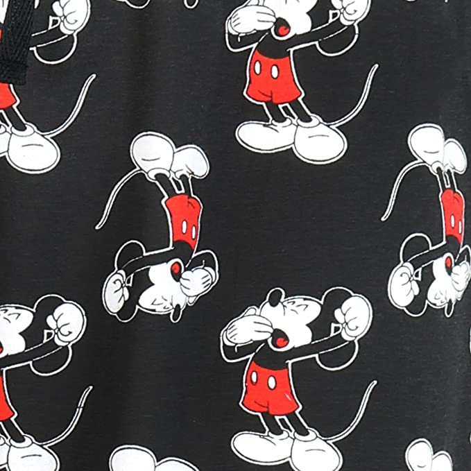 Disney Mickey Mouse Mens Mickey Mouse Pajamas at Amazon Mens Clothing store: