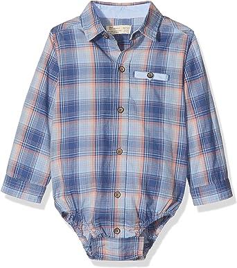 Zippy ZNB15_410_2, Camisa Body Para Bebé, Azul (True Navy ...