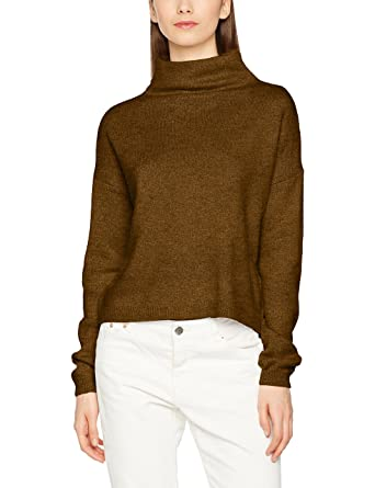 New Look Women s Stand Neck Crop Jumper  Amazon.co.uk  Clothing 59eaad1ec8da